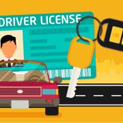 stolen drivers license
