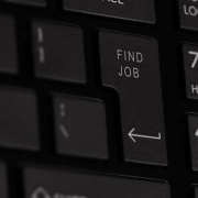 job search keyboard