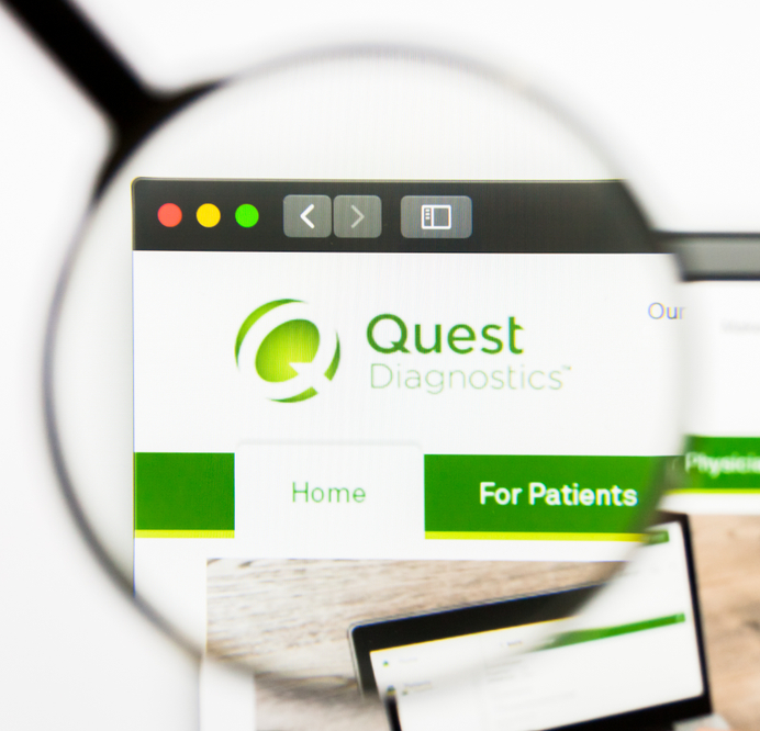 12 Million Quest Diagnostic Patients Exposed in Third Party