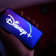 Disney Plus on iPhone