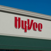 HyVee sign