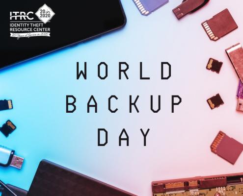 ITRC World Backup Day 2020