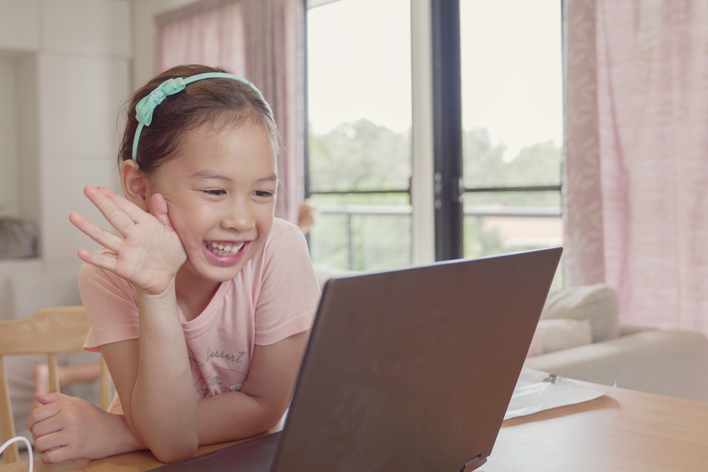 """shutterstock_1696327042 """"Zoom-bombing"""" Leads to More Online Child Privacy Concerns"""