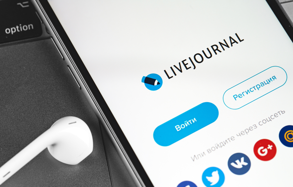 shutterstock_1730971456 Purported LiveJournal Data Breach Leads to 26 Million User Records Being Stolen