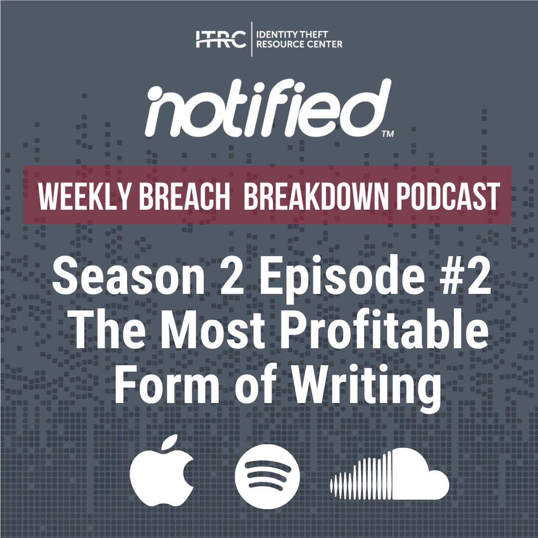 ITRC-WBB-Podcast_S2Ep2 Ransomware Attacks Viewed as The Top Cybersecurity Threat in 2021 by Many Experts