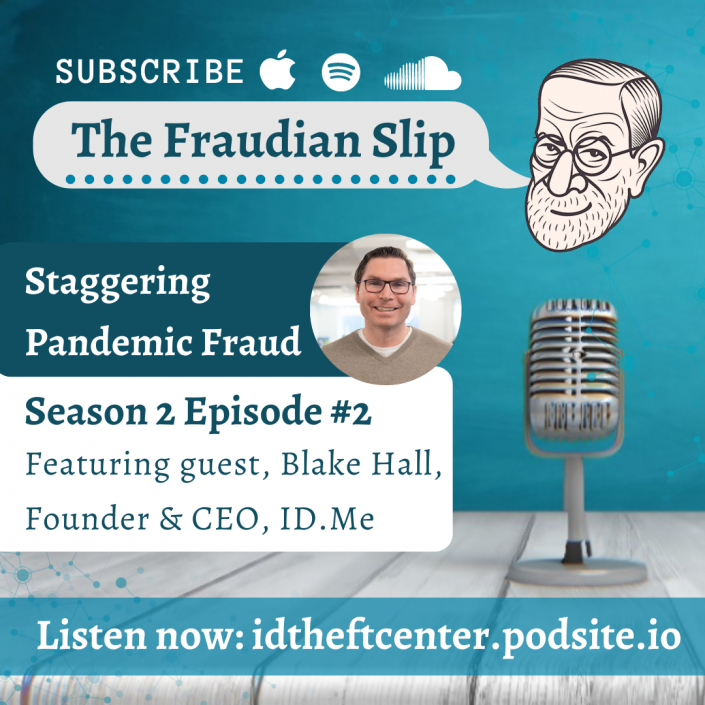 ITRC Pandemic Fraud Podcast with ID.Me