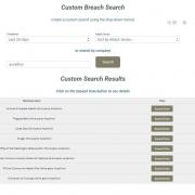 Accellion Custom Breach Search ITRC Notified 031721