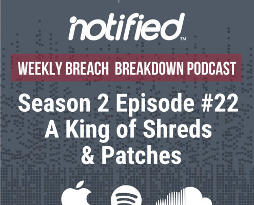 Weekly Breach Breakdown Podcast Episode for July 30, 2021